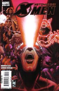 Cover Thumbnail for Astonishing X-Men (Marvel, 2004 series) #30