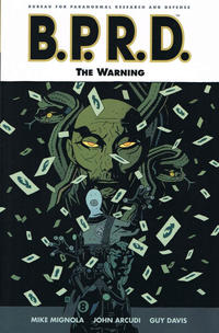 Cover Thumbnail for B.P.R.D. (Dark Horse, 2003 series) #10 - The Warning