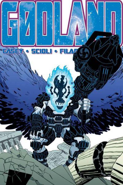 Cover for Godland (Image, 2005 series) #27