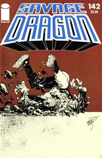 Cover for Savage Dragon (Image, 1993 series) #142