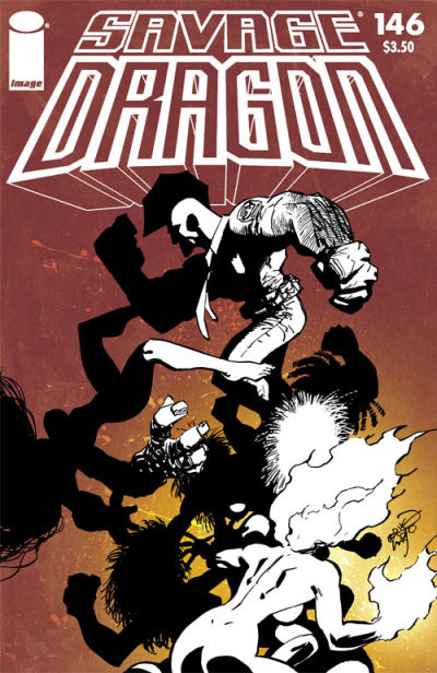 Cover for Savage Dragon (Image, 1993 series) #146