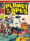 Cover for Planet of the Apes (Marvel UK, 1974 series) #28