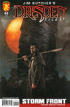 Cover for Jim Butcher's The Dresden Files: Storm Front (Dabel Brothers Productions, 2008 series) #2