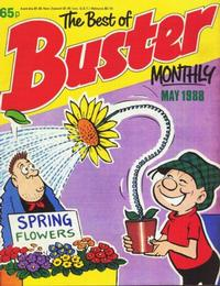 Cover Thumbnail for The Best of Buster Monthly (Fleetway Publications, 1987 series) #[May 1988]