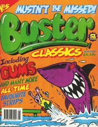 Cover Thumbnail for Buster Classics (Fleetway Publications, 1996 series) #5