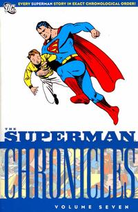 Cover Thumbnail for The Superman Chronicles (DC, 2006 series) #7