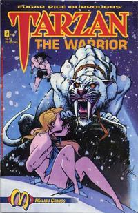 Cover Thumbnail for Tarzan the Warrior (Malibu, 1992 series) #3