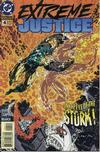 Cover for Extreme Justice (DC, 1995 series) #4