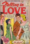 Cover for Falling in Love (DC, 1955 series) #3