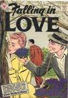 Cover for Falling in Love (DC, 1955 series) #10