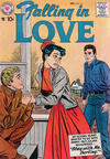 Cover for Falling in Love (DC, 1955 series) #15