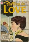 Cover for Falling in Love (DC, 1955 series) #18