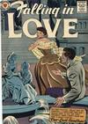 Cover for Falling in Love (DC, 1955 series) #19