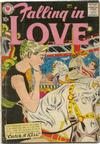 Cover for Falling in Love (DC, 1955 series) #21