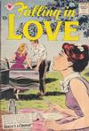 Cover for Falling in Love (DC, 1955 series) #35