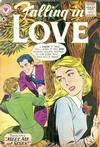 Cover for Falling in Love (DC, 1955 series) #39