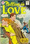 Cover for Falling in Love (DC, 1955 series) #40