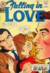 Cover for Falling in Love (DC, 1955 series) #45