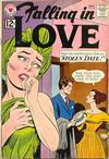 Cover for Falling in Love (DC, 1955 series) #49