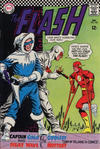 Cover for The Flash (DC, 1959 series) #166