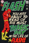 Cover for The Flash (DC, 1959 series) #184