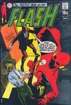 Cover for The Flash (DC, 1959 series) #197