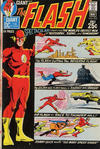 Cover for The Flash (DC, 1959 series) #205