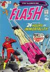 Cover for The Flash (DC, 1959 series) #206
