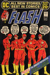 Cover for The Flash (DC, 1959 series) #217