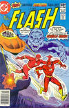 Cover for The Flash (DC, 1959 series) #295 [Newsstand]