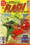 Cover for The Flash (DC, 1959 series) #303 [Direct]