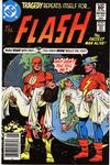 Cover for The Flash (DC, 1959 series) #305 [Newsstand]