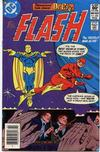 Cover Thumbnail for The Flash (1959 series) #306 [Newsstand]