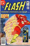 Cover Thumbnail for The Flash (1959 series) #307 [Newsstand]