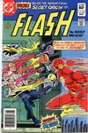 Cover for The Flash (DC, 1959 series) #309 [Newsstand]