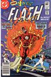 Cover Thumbnail for The Flash (1959 series) #312 [Newsstand]