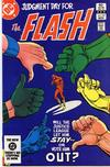 Cover for The Flash (DC, 1959 series) #327 [Direct]