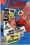 Cover Thumbnail for The Flash (1959 series) #332 [Canadian newsstand]