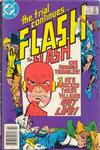 Cover for The Flash (DC, 1959 series) #342 [Newsstand]