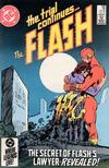 Cover for The Flash (DC, 1959 series) #343 [Direct]