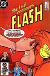 Cover for The Flash (DC, 1959 series) #345 [Direct]