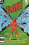 Cover for The Flash (DC, 1959 series) #347 [Direct]
