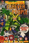 Cover for The Forever People (DC, 1971 series) #2