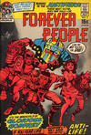 Cover for The Forever People (DC, 1971 series) #3