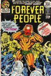 Cover for The Forever People (DC, 1971 series) #5