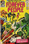 Cover for The Forever People (DC, 1971 series) #7
