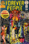 Cover for The Forever People (DC, 1971 series) #8