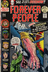 Cover for The Forever People (DC, 1971 series) #9