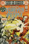 Cover for The Forever People (DC, 1971 series) #10
