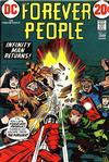 Cover for The Forever People (DC, 1971 series) #11